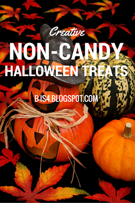 Allergy-Free, Sugar-Free Halloween Treats