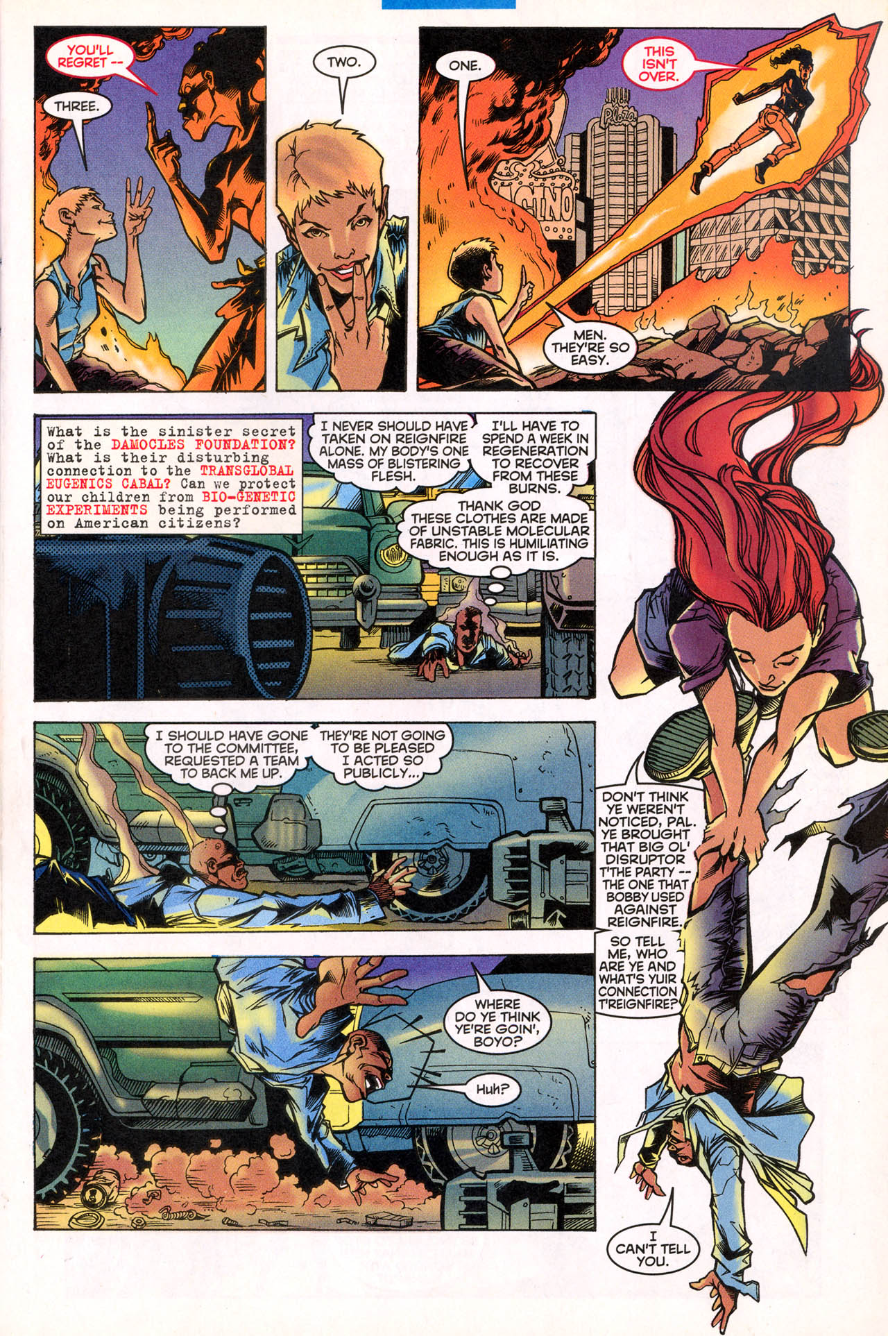 Read online X-Force (1991) comic -  Issue #80 - 12