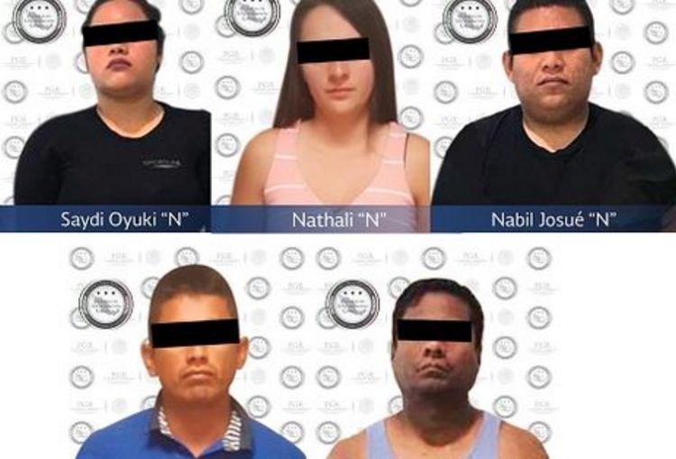 Caen policías municipales por entregar a cuatro colombianos al Cártel de Cancún