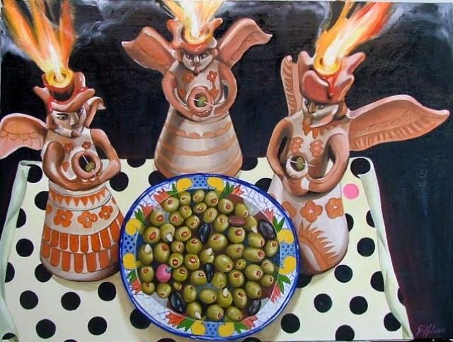 Латиноамериканская культура. Shelley Laffal 8