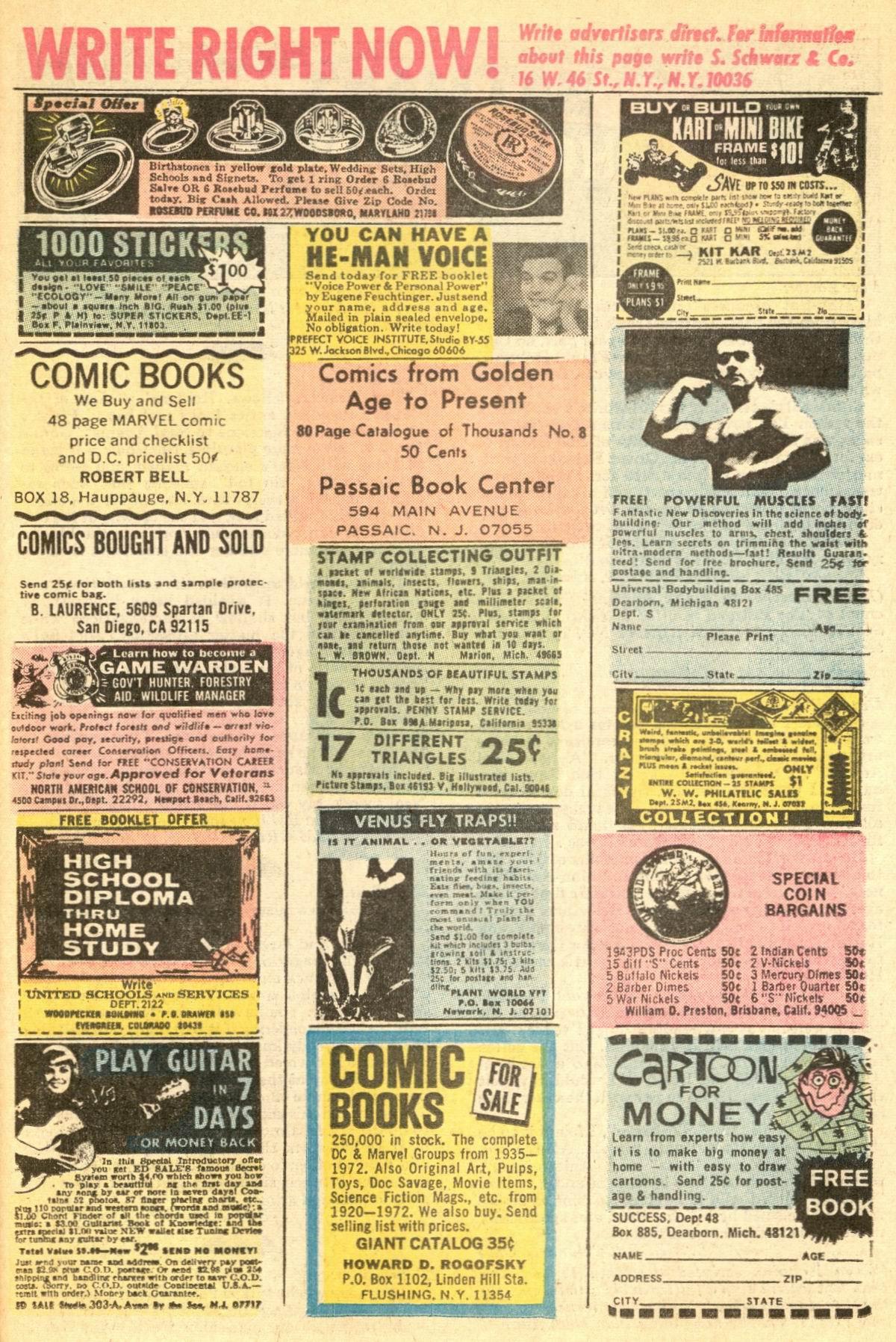 Detective Comics (1937) 420 Page 32