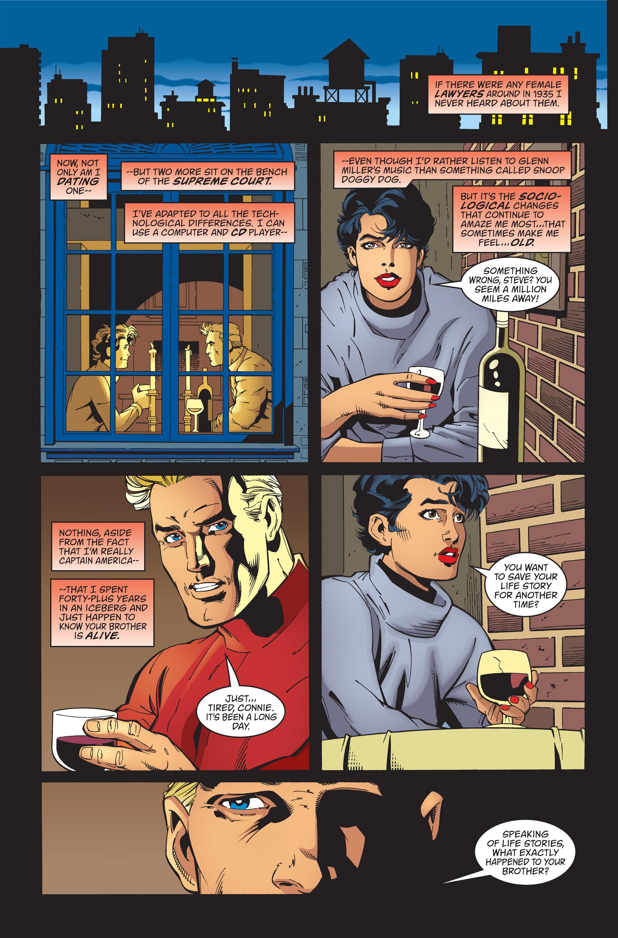 Captain America (1998) Issue #37 #44 - English 9