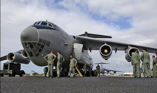 India Dapat TOT APU Pesawat Angkut IL-76 (India Kebanjiran TOT)