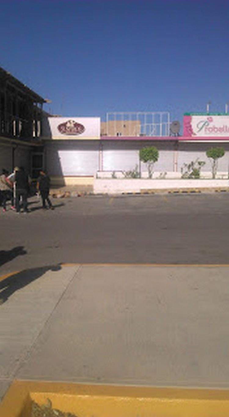Dejan persona ejecutada en plaza comercial de Nuevo Laredo