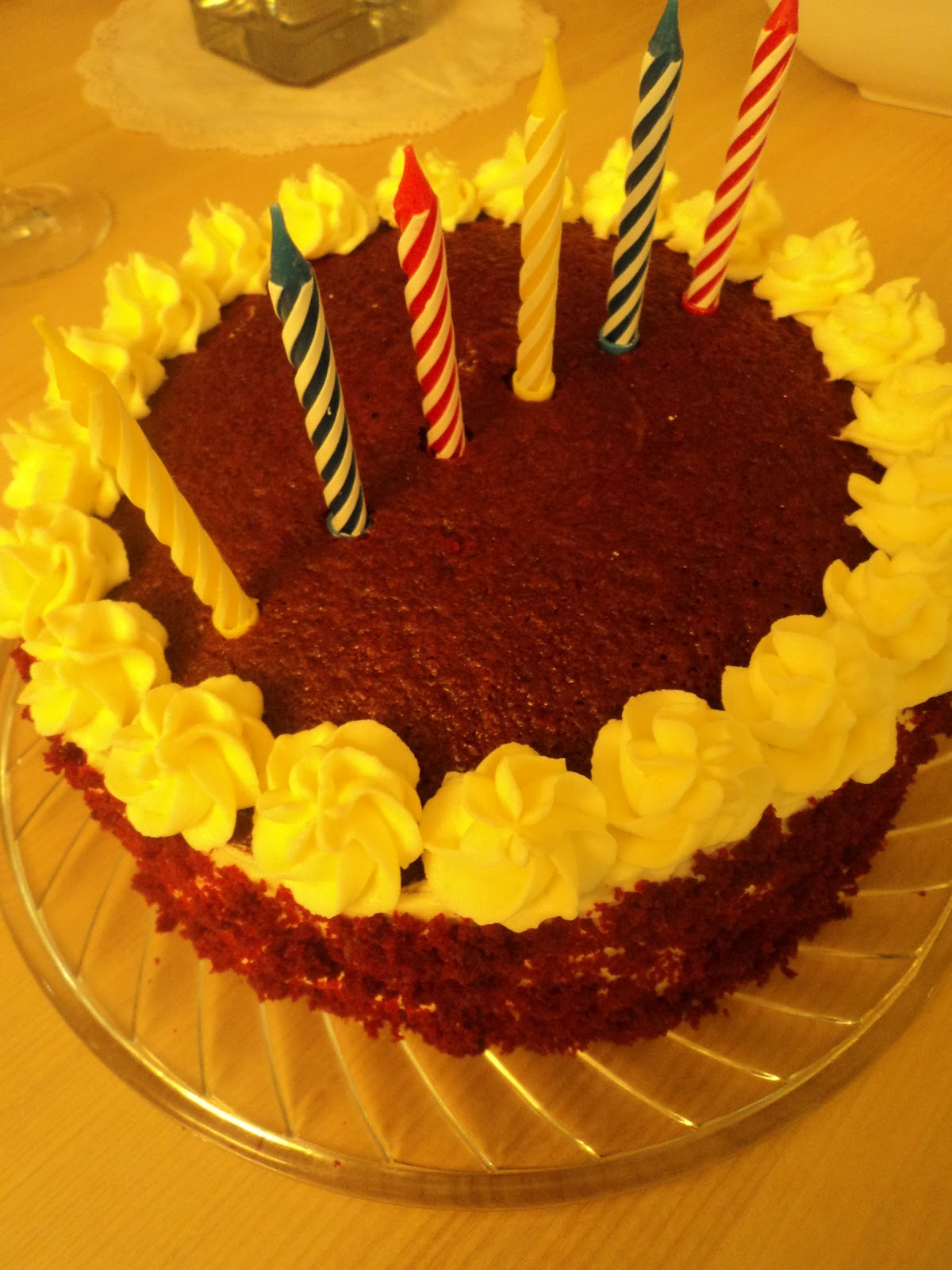 19cba38ea79b Red Velvet cake is one of my very favourite cakes. An ordinary buttermilk  sponge is nothing special