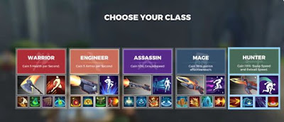 Class, Realm Royale