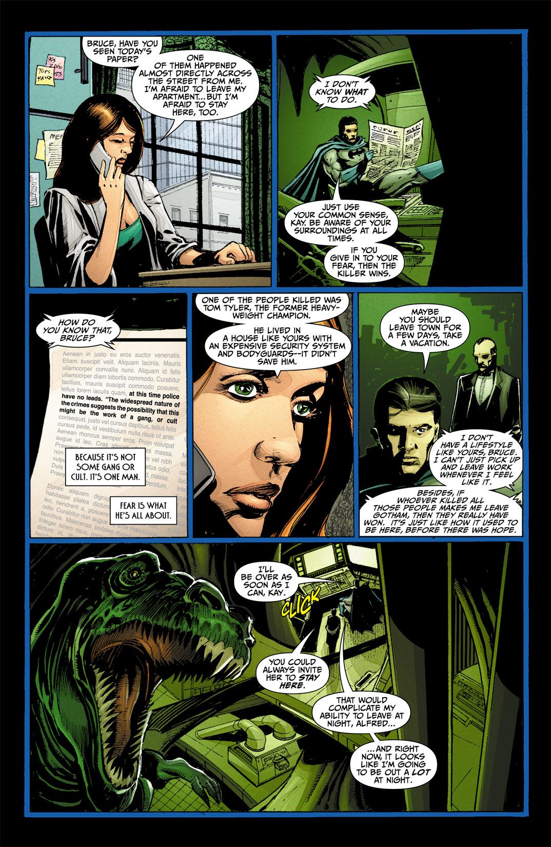 Detective Comics (1937) 835 Page 14