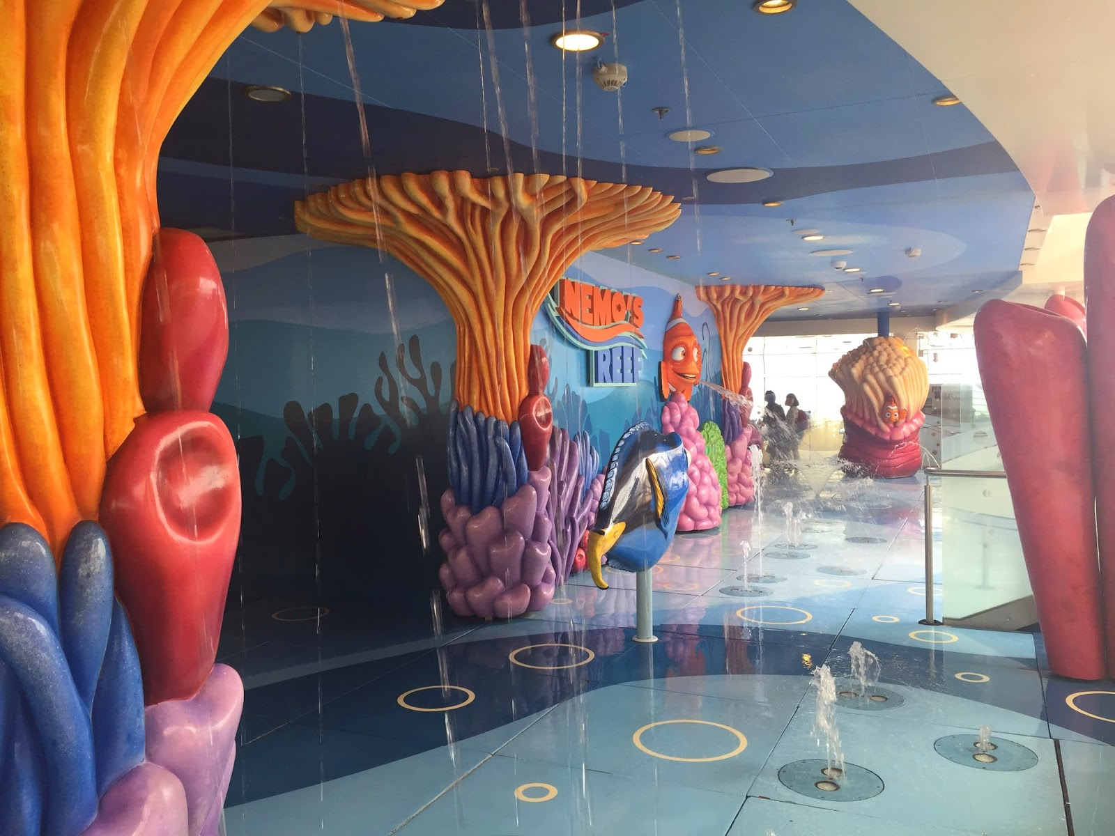 Lazer navio Disney