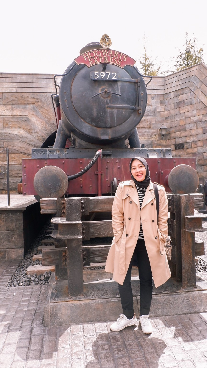 UNIVERSAL STUDIO JAPAN HARRY POTTER