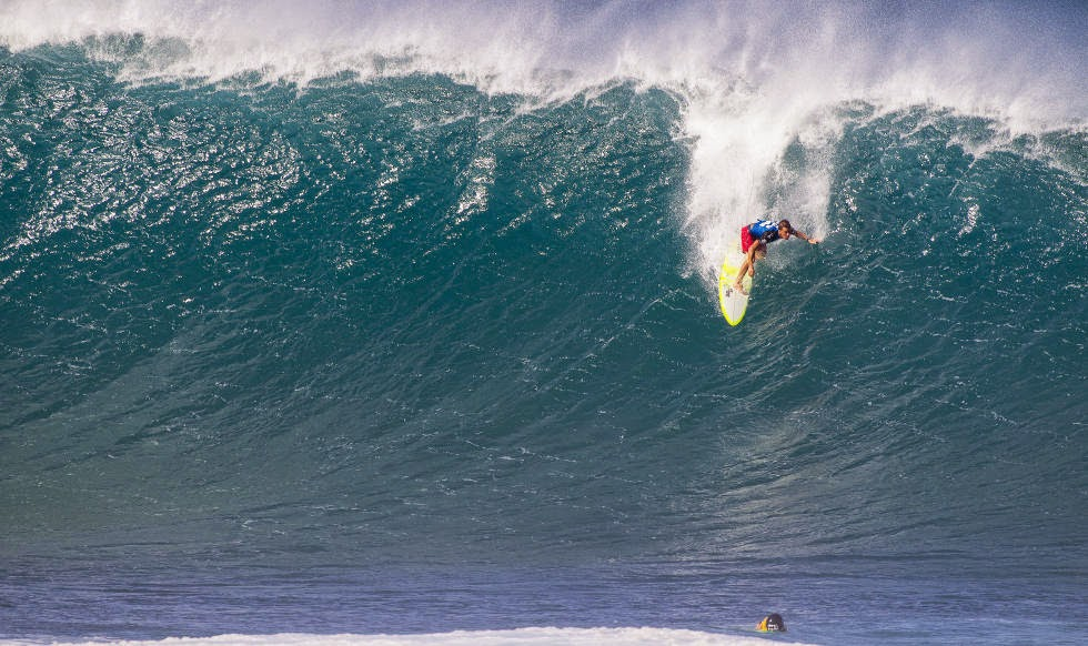46 Billabong Pipe Masters Glenn Hall Foto ASP