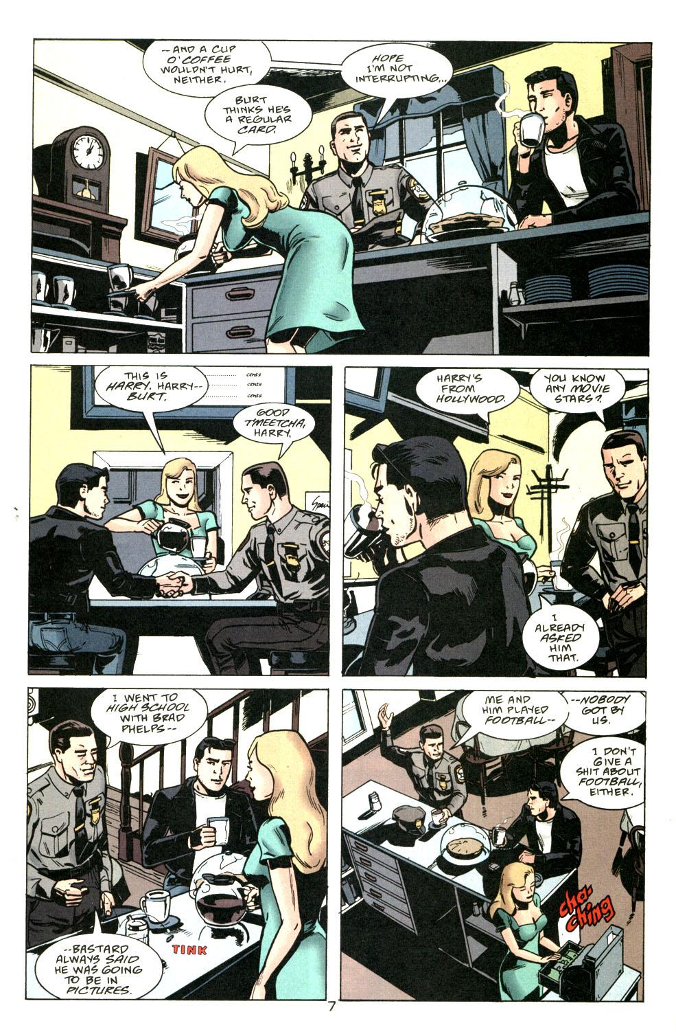 Read online American Century comic -  Issue #9 - 8