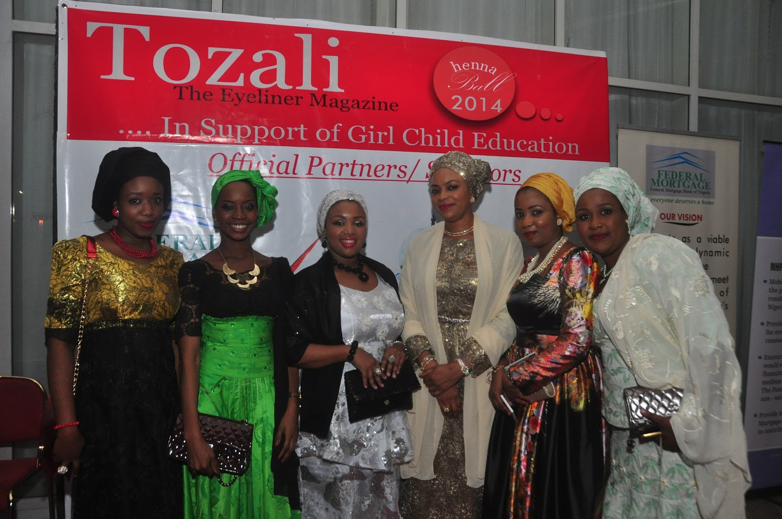 TOZALI Henna Ball And Award Night 2014