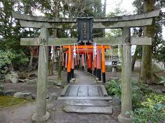 上御霊神社稲荷神社