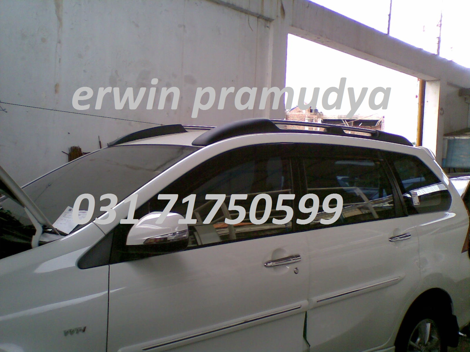 Roof Rail Grand New Avanza Veloz All Alphard 2021 Accessories Mobil Surabaya 3m Auto Film