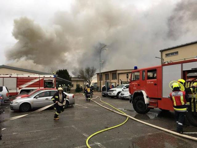 20 Personas muertas en explosión en estación de gas en Austria