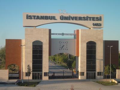 İstanbul Univesitesi avcilar yerleskesi
