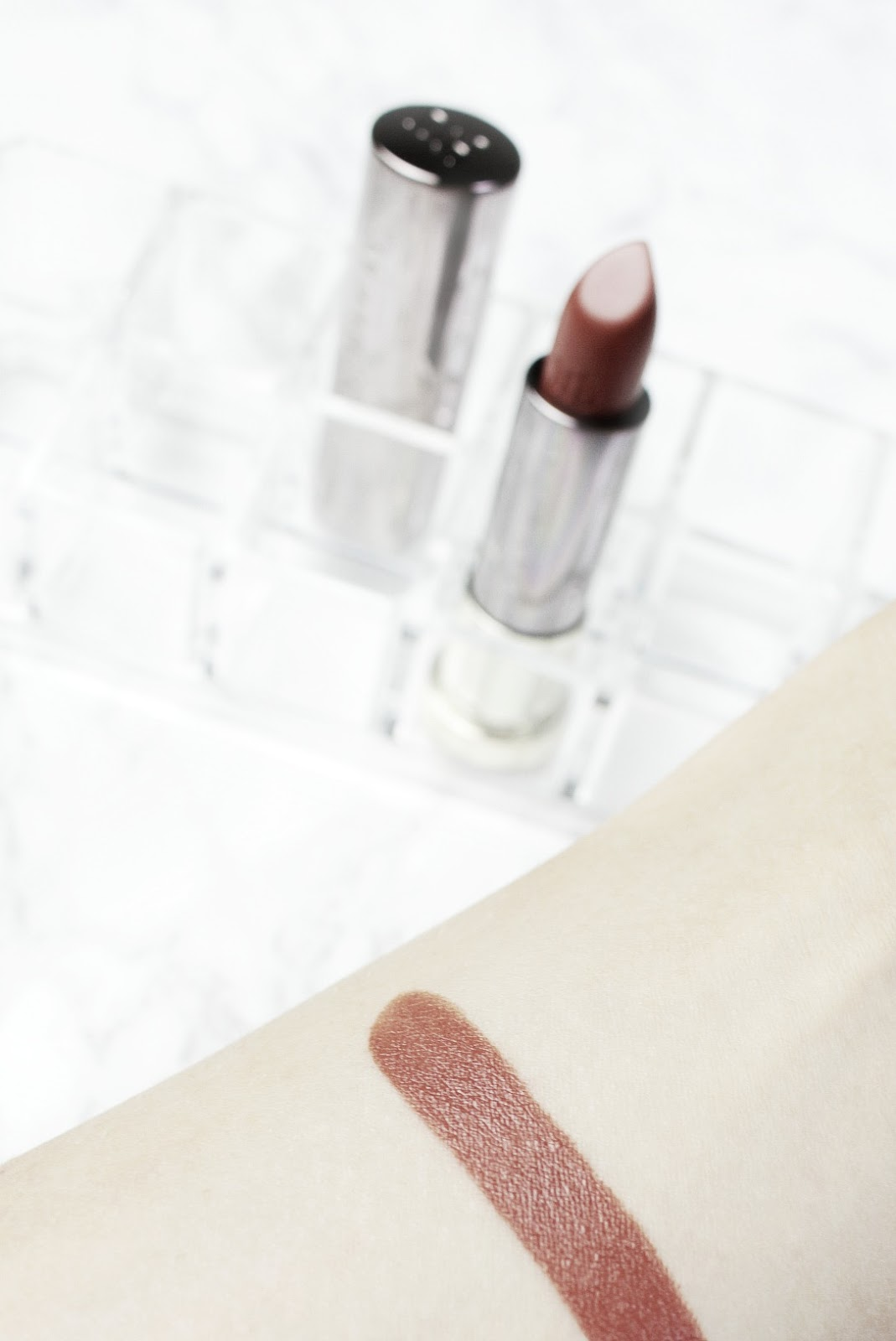 Urban Decay Vice Lipstick Backseat Swatch