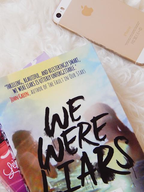 We Were Liars No Spoiler Book Review | empoweredinternetwomen