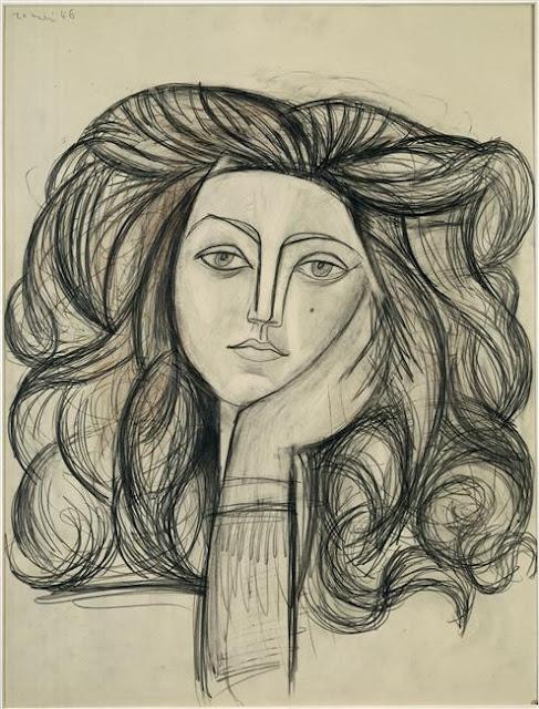 Pablo Picasso - Portrait of Francoise
