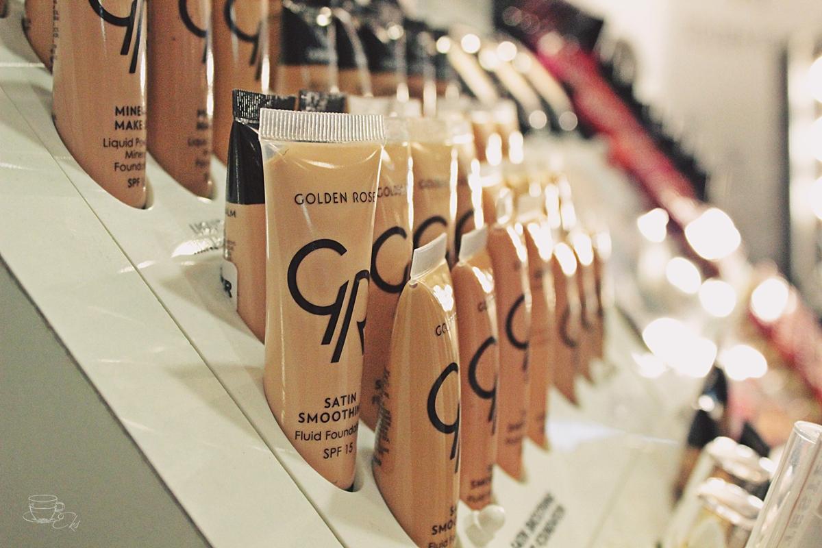 Golden Rose i stanowisko marki na konferencji blogerskiej