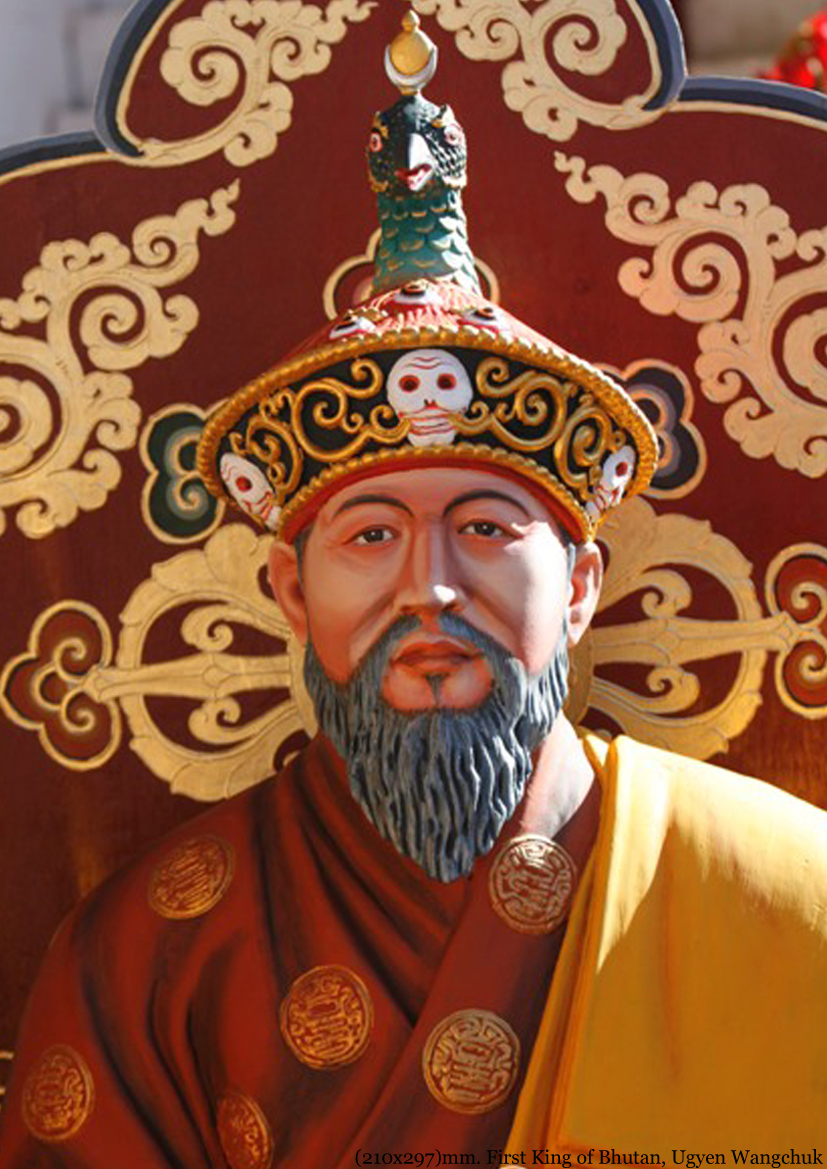 King Of Coins Pentacles As Advice: Distant Memory: Kings Of Bhutan