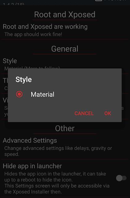 Cara menyesuaikan menu daya Android Anda 6