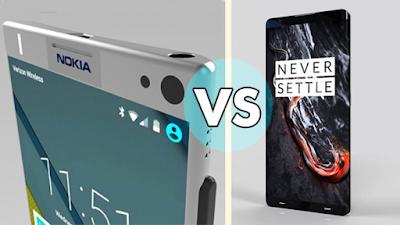 Nokia 9 Vs OnePlus 5, Siapa Rilis Duluan ?