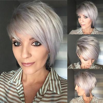 Coupes de Pixie: 4 coiffures qui vous font paraître plus jeune