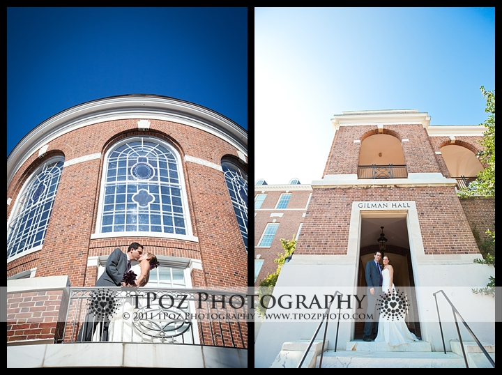 Johns hopkins wedding