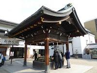 大阪天満宮の手水舎