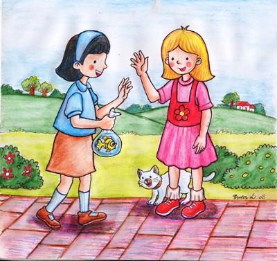 Mengidentifikasi Tokoh Latar Tema Atau Amanat Cerita Anak