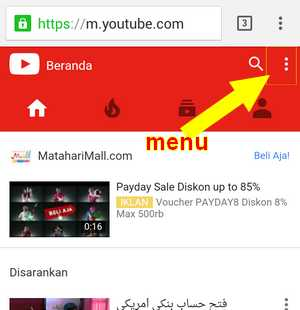youtube browser