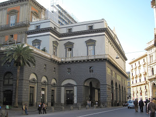 Teatro San Carlo has been open for business since 1737