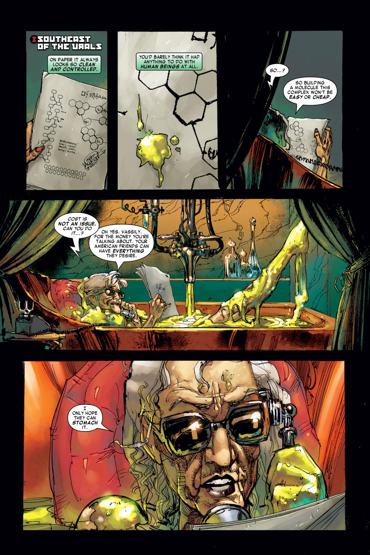 Black Widow (2004) 5 Page 2
