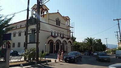 Κηδεία στο Καινούργιο   Kainourgiopress
