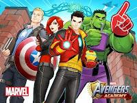 Download MARVEL Avengers Academy Mod Apk Terbaru