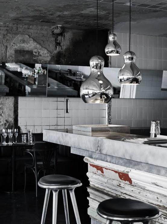 Dekobook Cuisine Retro En Noir Et Blanc