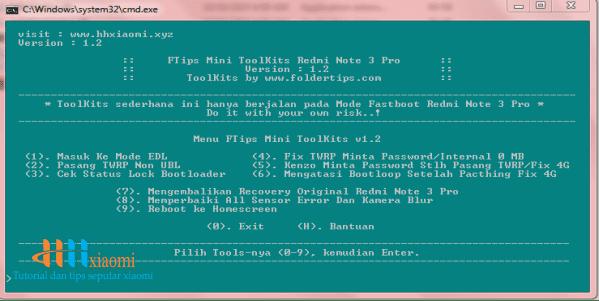 menu toolkit kenzo