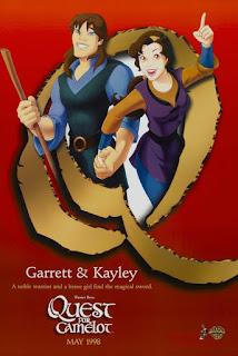 Sabia Magica Quest For Camelot Desene Animate Online Dublate si Subtitrate in Limba Romana HD Gratis