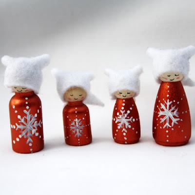 Mini Cornish Pixie Elves