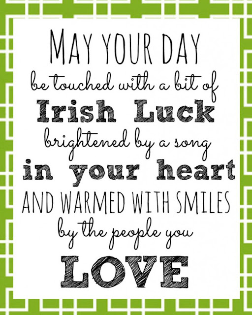 st. patrick day quotes