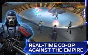 Free Download Game terbaru Star Wars Uprising MOD APK 2.1.1 2016
