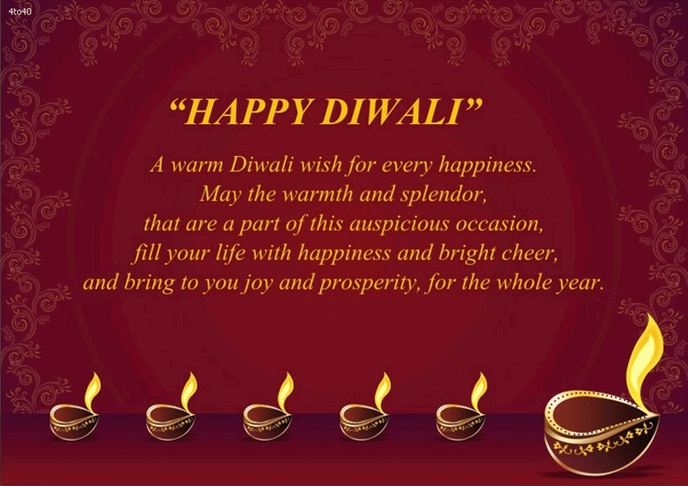 Happy Diwali Quotes for Family