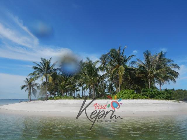 Resort Pulau Abang Besar di Batam Kepri Snorkelling Indonesia