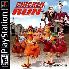 Chicken Run - PS1 - ISOs Download