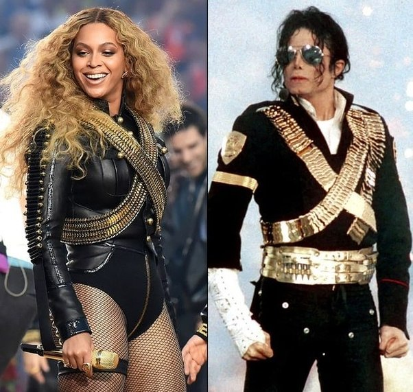 Michael Jackson or Beyonce? Twitter battles over who is the all-time greatest performer