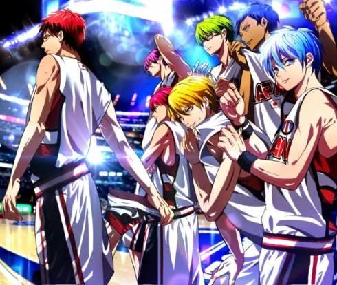 welcome to my imagination kuroko no basket extra game