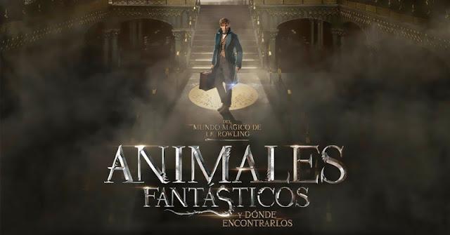 Confirmados algunos personajes para Animales Fantásticos y donde encontrarlos