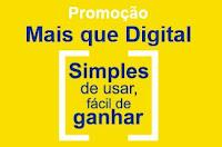 Promoção Mais que Digital Banco do Brasil promocaomaisquedigital.com.br