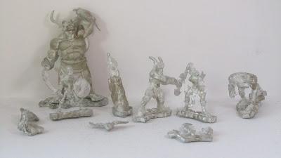 Diablo II D&D Miniatures